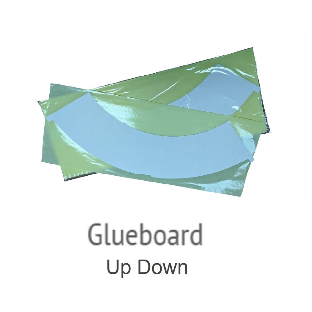 الشيت اللاصق Glueboards لمصيدةupdown