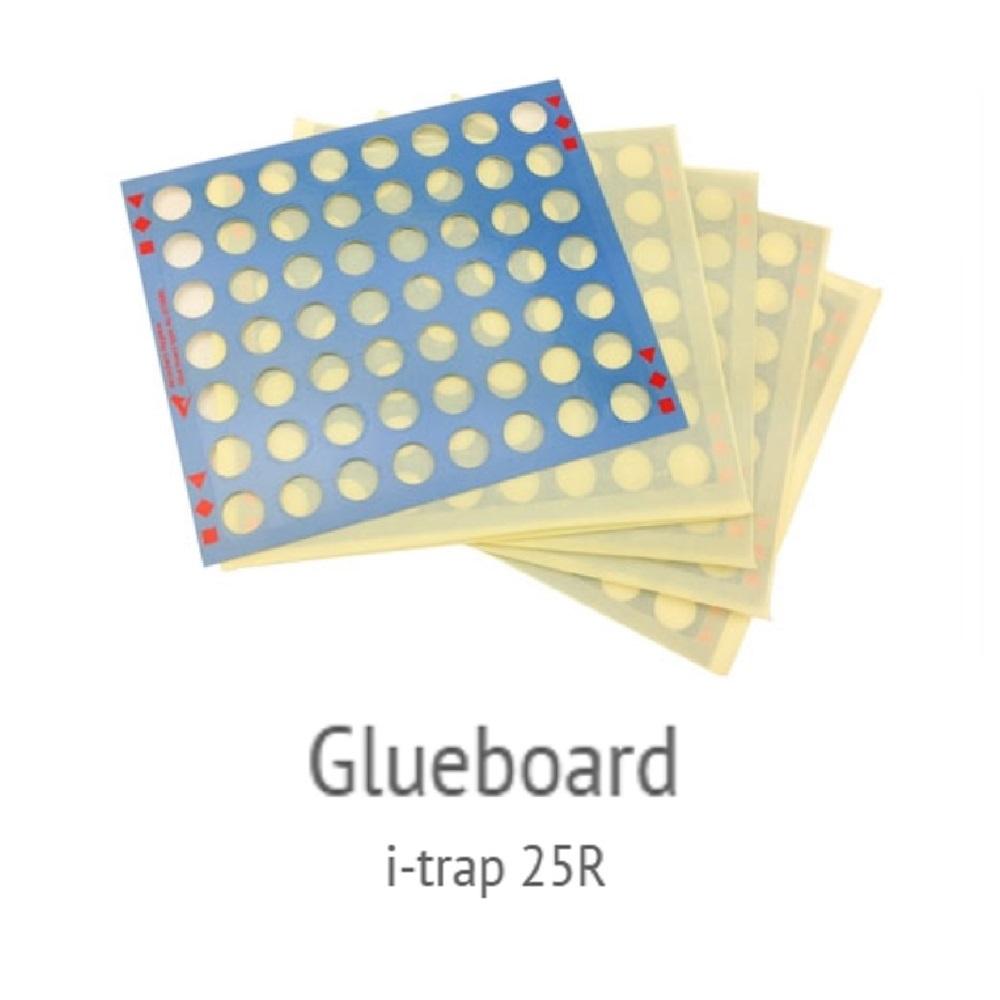 الشيت اللاصق Glueboards لمصيدةi trap25