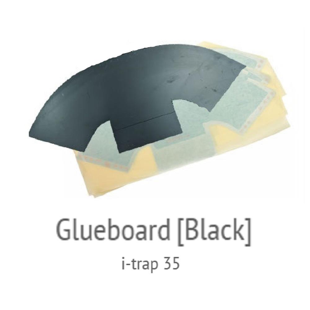 الشيت اللاصق Glueboards لمصيدةi trap35
