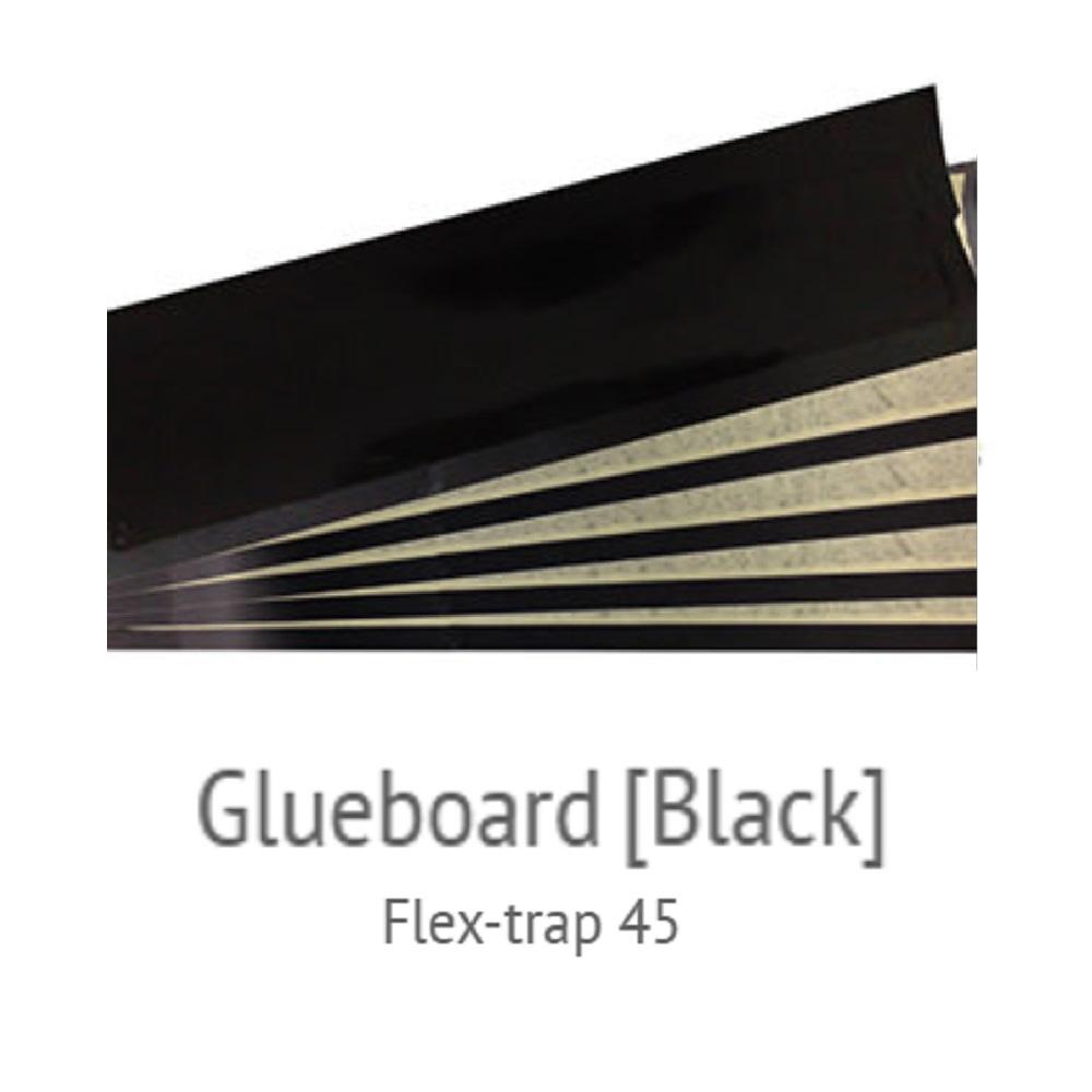 الشيت اللاصق Glueboards لمصيدة flex trap45